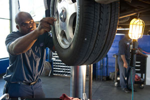 Brake Repair Technician AAMCO Beaumont