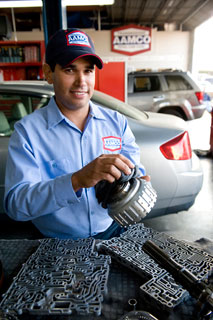 Clutch Repair Beaumont